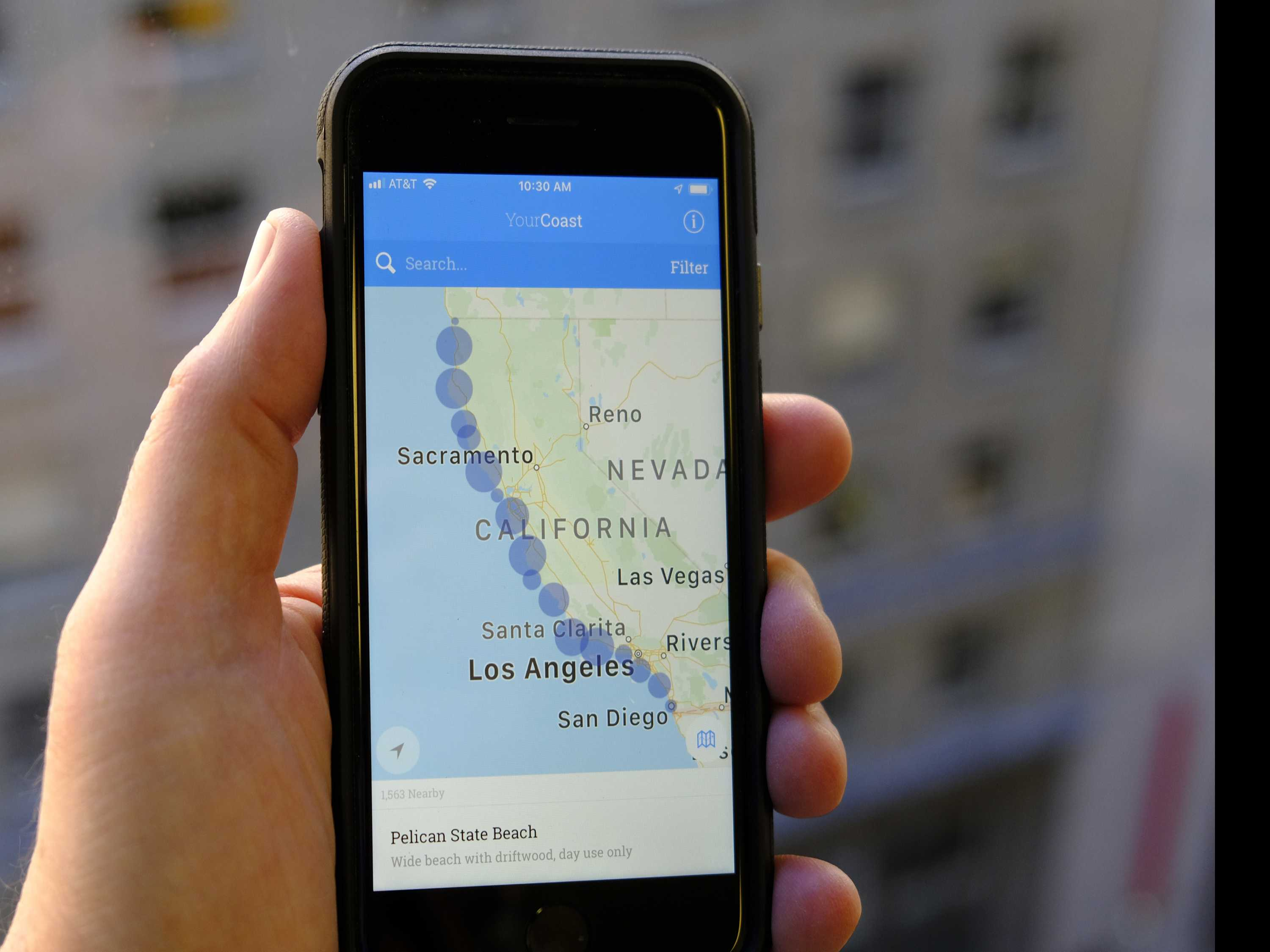 Billionaire Builds Beach Access App After Violating Rules