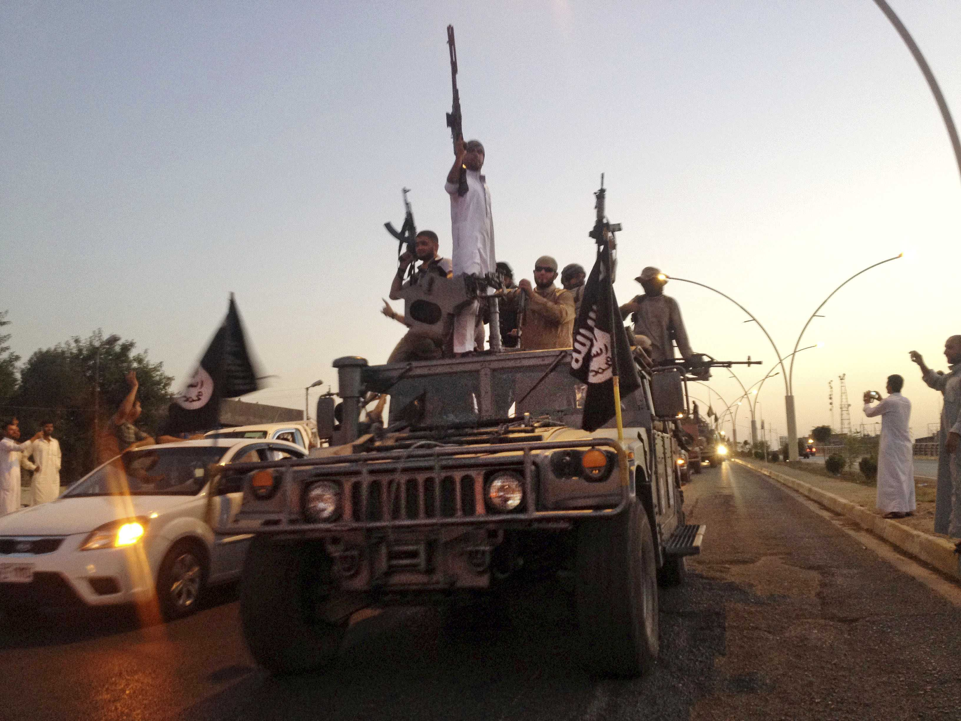 Amnesty Says Islamic State Group Decimated Rural Iraq