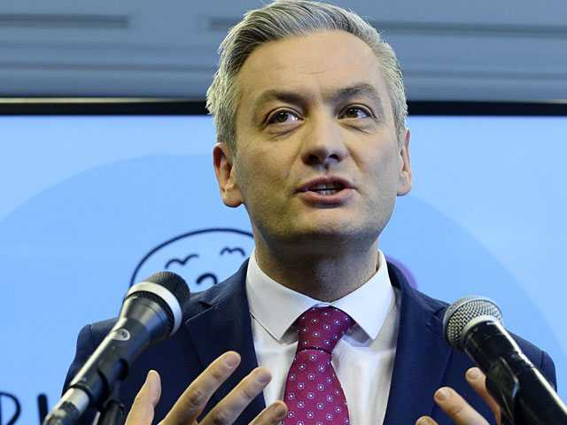 Openly Gay Liberal Polish Political Contender Starts to Lay Out Goals
