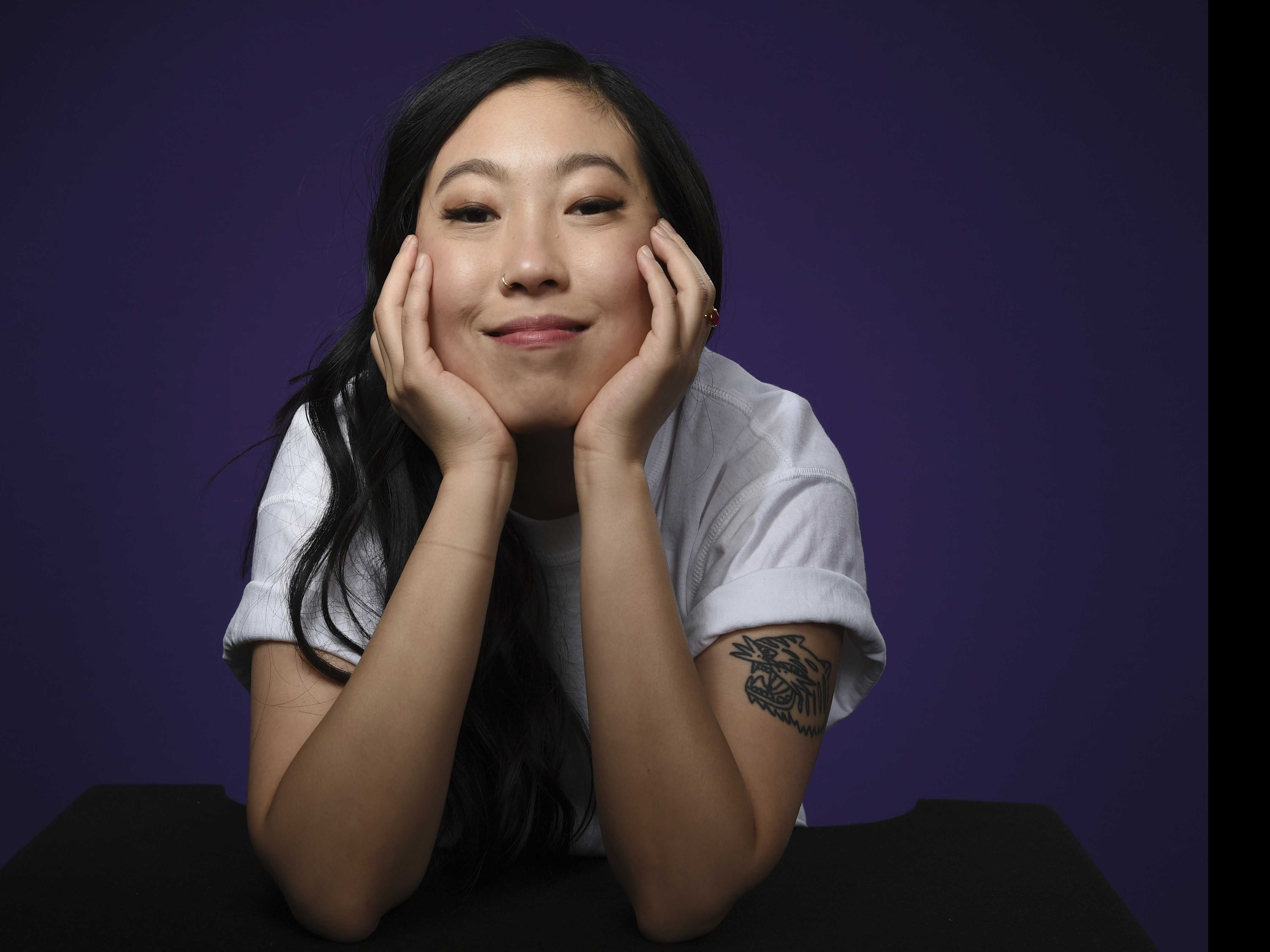 2018 Breakthrough: Awkwafina of 'Crazy Rich Asians'