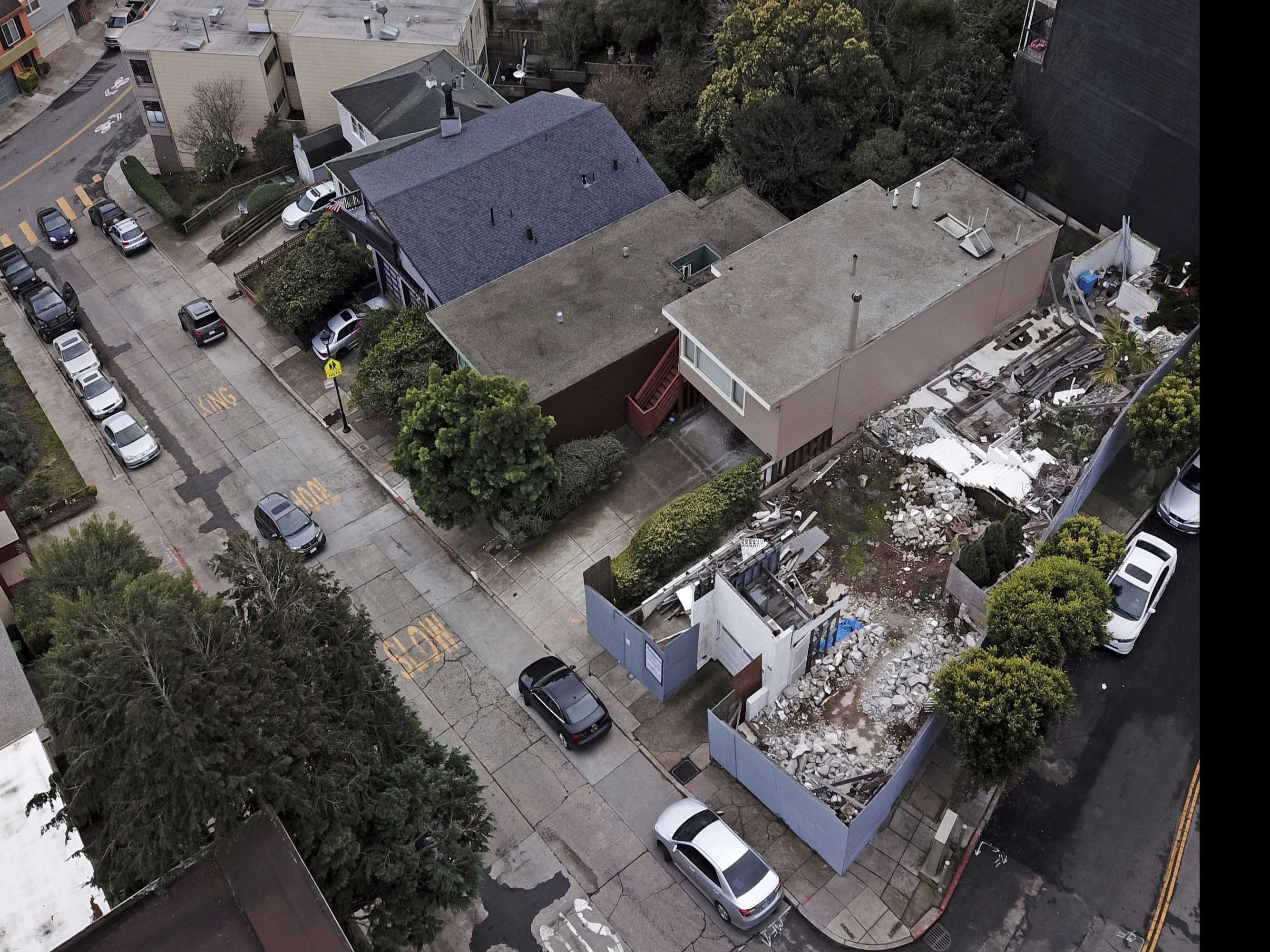 Man who Demolished Landmark House Ordered to Build Replica