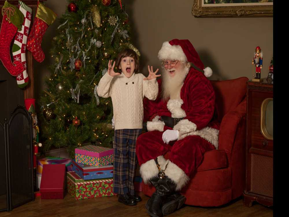 Bad Santa's Bad Language Upsets Children