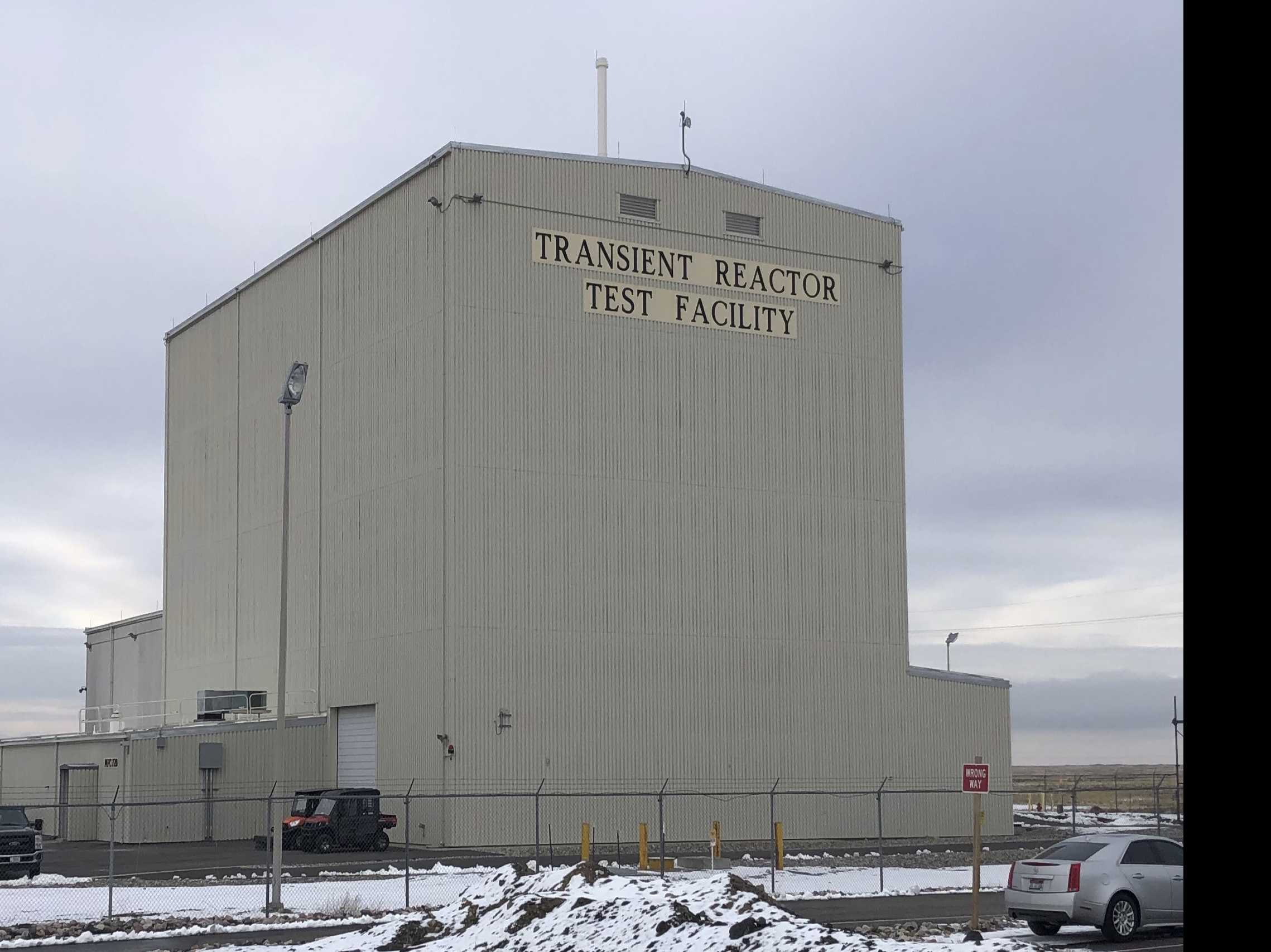 Idaho Test Reactor is Pivotal in U.S. Nuclear Power Strategy