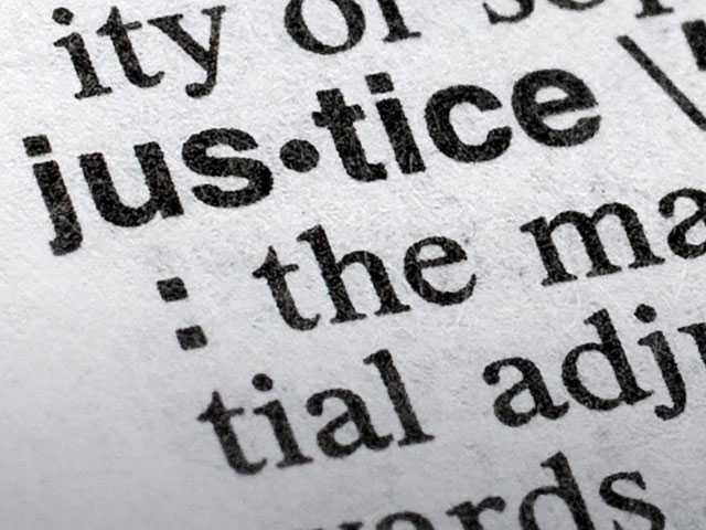 Top of Mind: 'Justice' is Merriam-Webster's Word of the Year