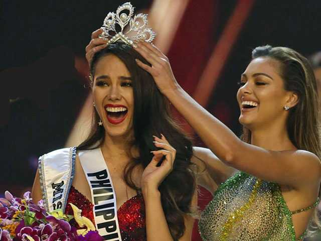 Philippines' Catriona Gray Named Miss Universe 2018