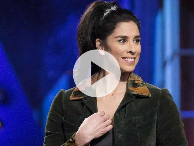 Watch: After Nick Cannon Call Out, Sarah Silverman Says She'll No Longer Use 'Gay' as a Joke