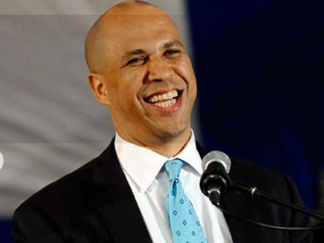 Cory Booker: Yep, I'm Straight!