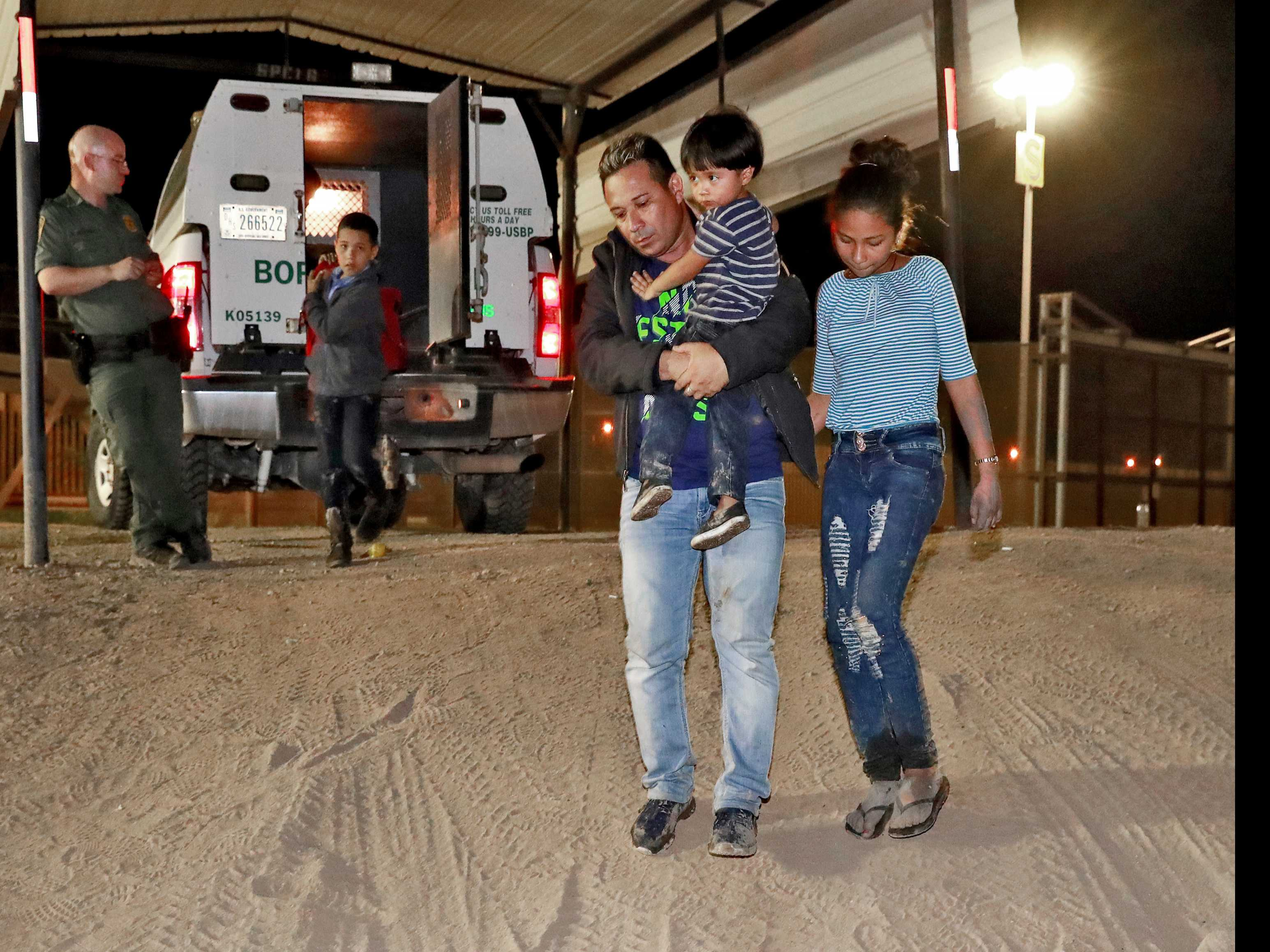 'Zero-Tolerance' Immigration Policy Hits Snag in California