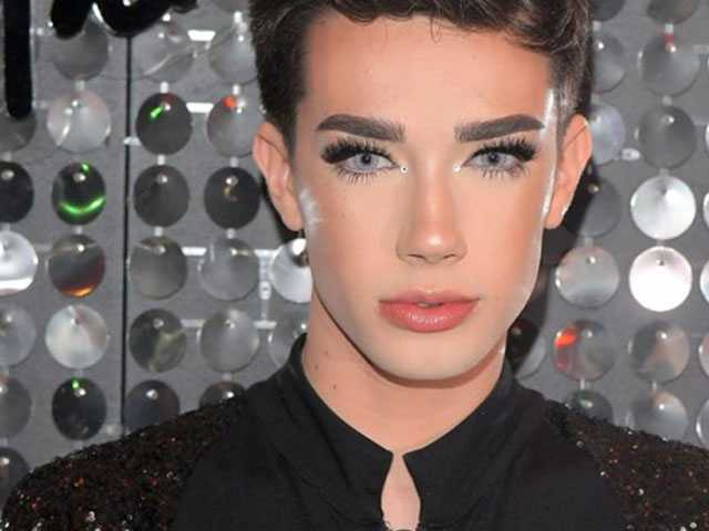 Controversial Makeup Guru James Charles Tells Fans to 'Stop Showing Up at My House'