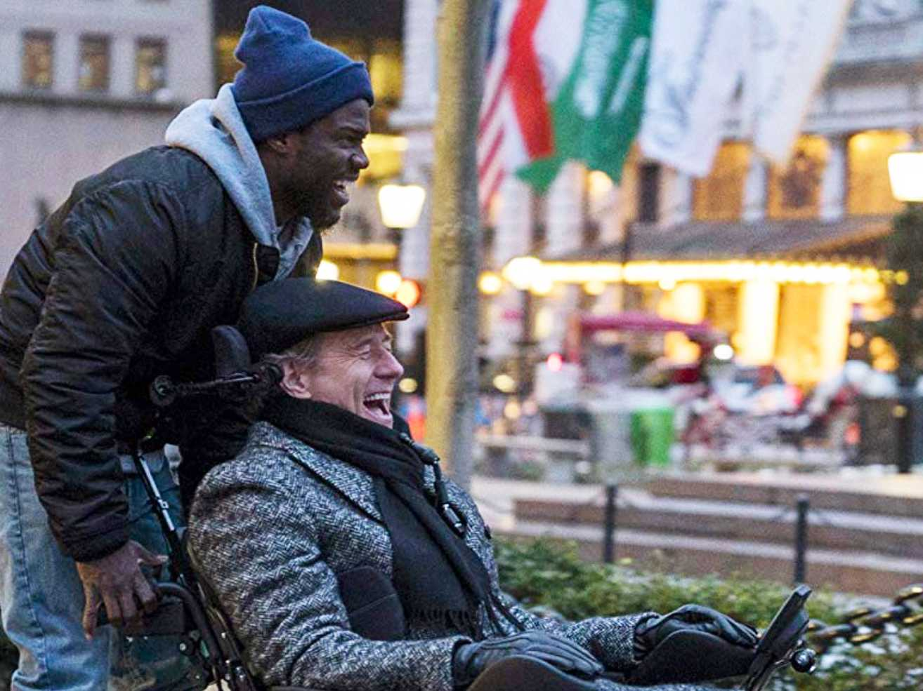 Review :: The Upside