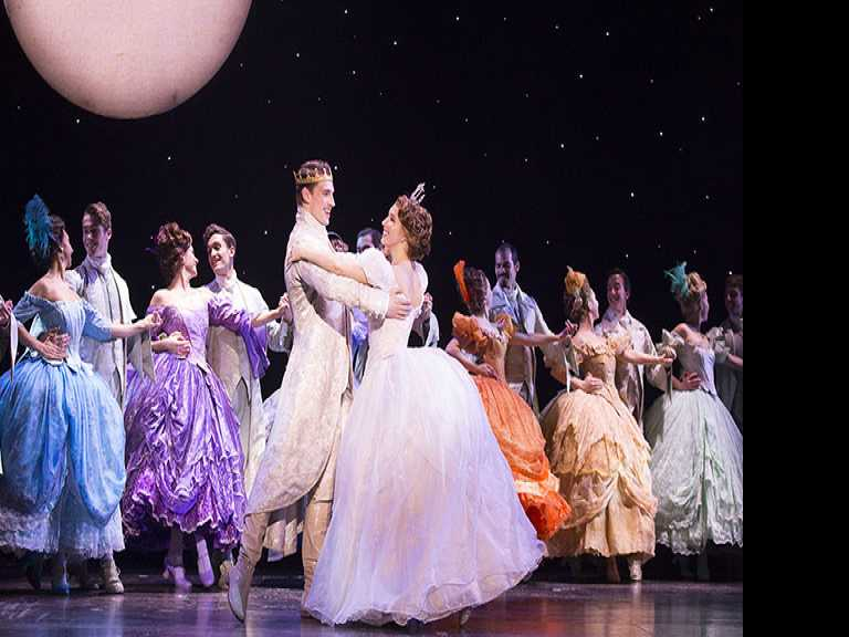 Review :: Rodgers + Hammerstein's 'Cinderella'