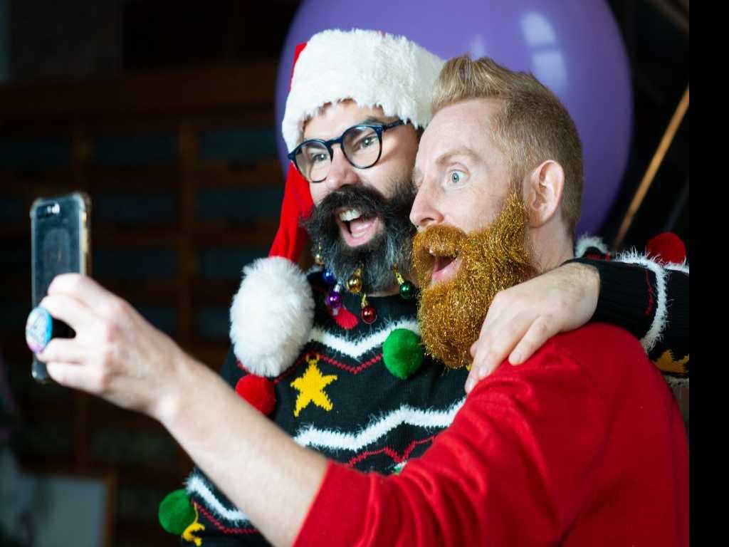 Glitter Beards and Festive Knickers: How British Millennials Celebrate Christmas