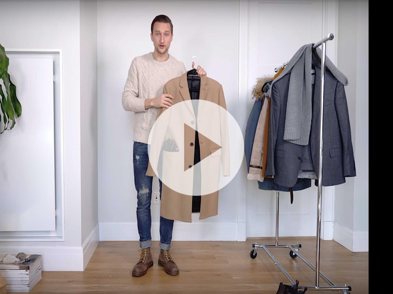 Watch: 12 Essentials for Your Winter Wardrobe
