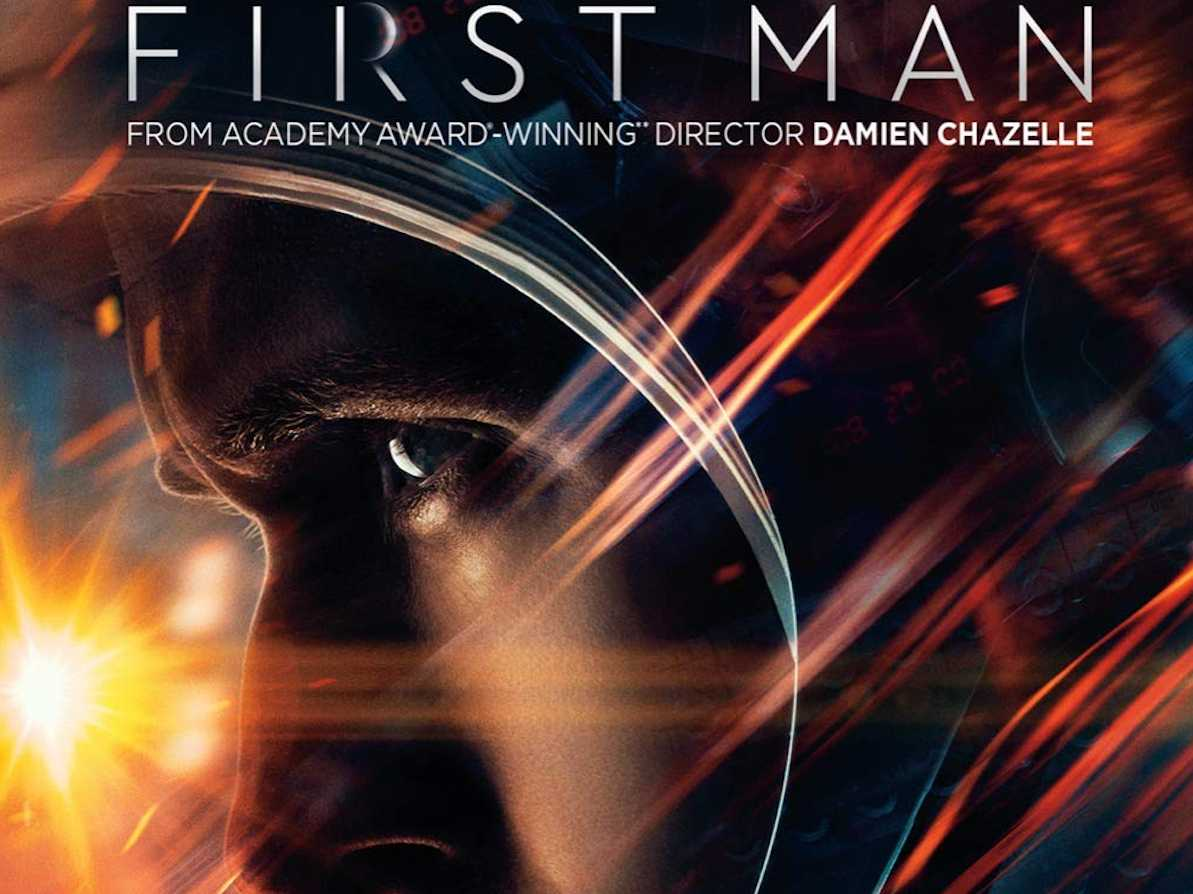 First Man (No Copy, Product Never Received)