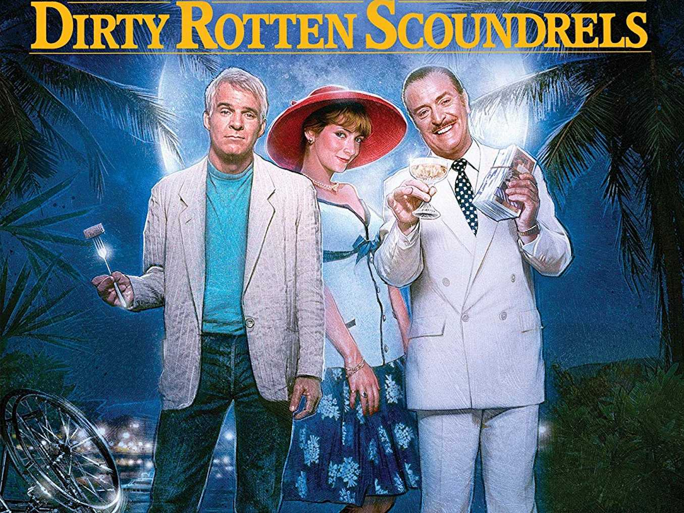 Review :: Dirty Rotten Scoundrels (Collector's Edition)
