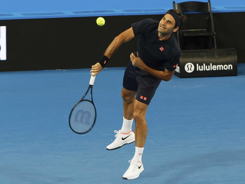 Return to Sender: Federer Looking Forward to Serena's Serve