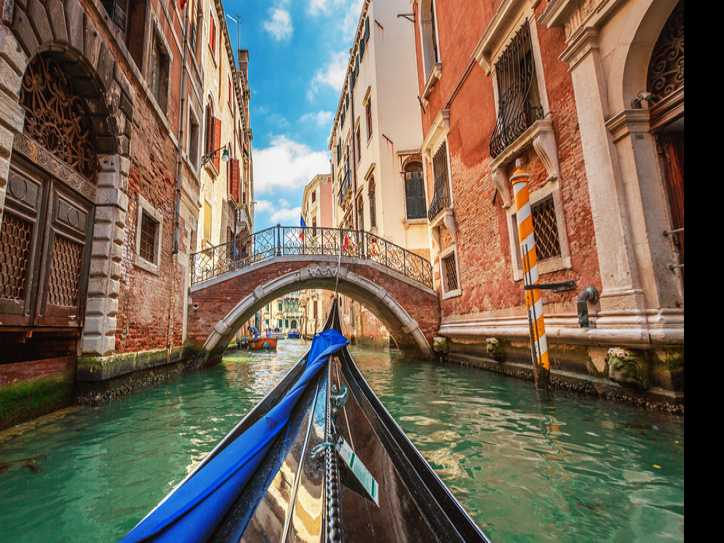 Heading to Venice, Italy? You'll Now Have to Pay to Enter City Center