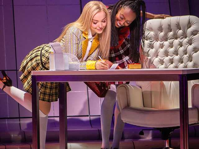 Review :: Clueless, The Musical