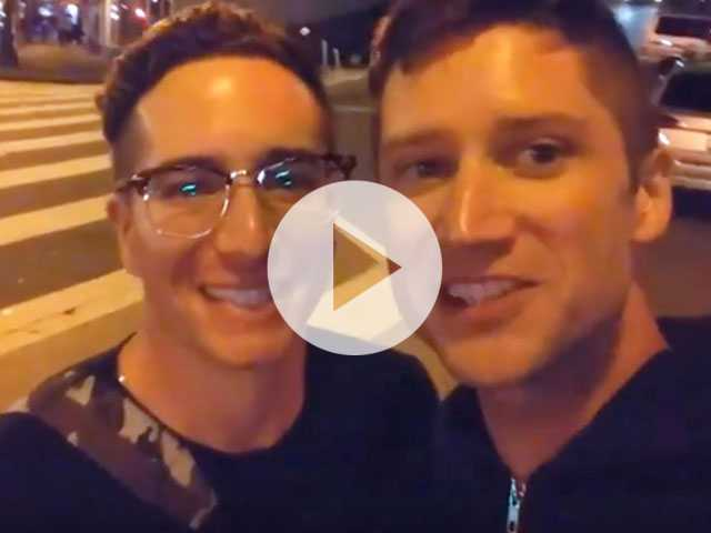 Watch: 'Your Gay Travel Guides' Bar Crawl Through the Castro