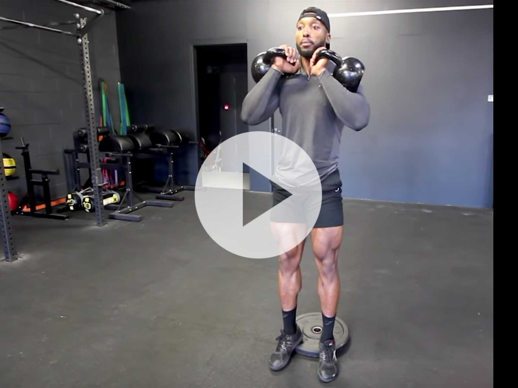 Fitness Friday: Free-Weight Leg Workout with Obi Vincent