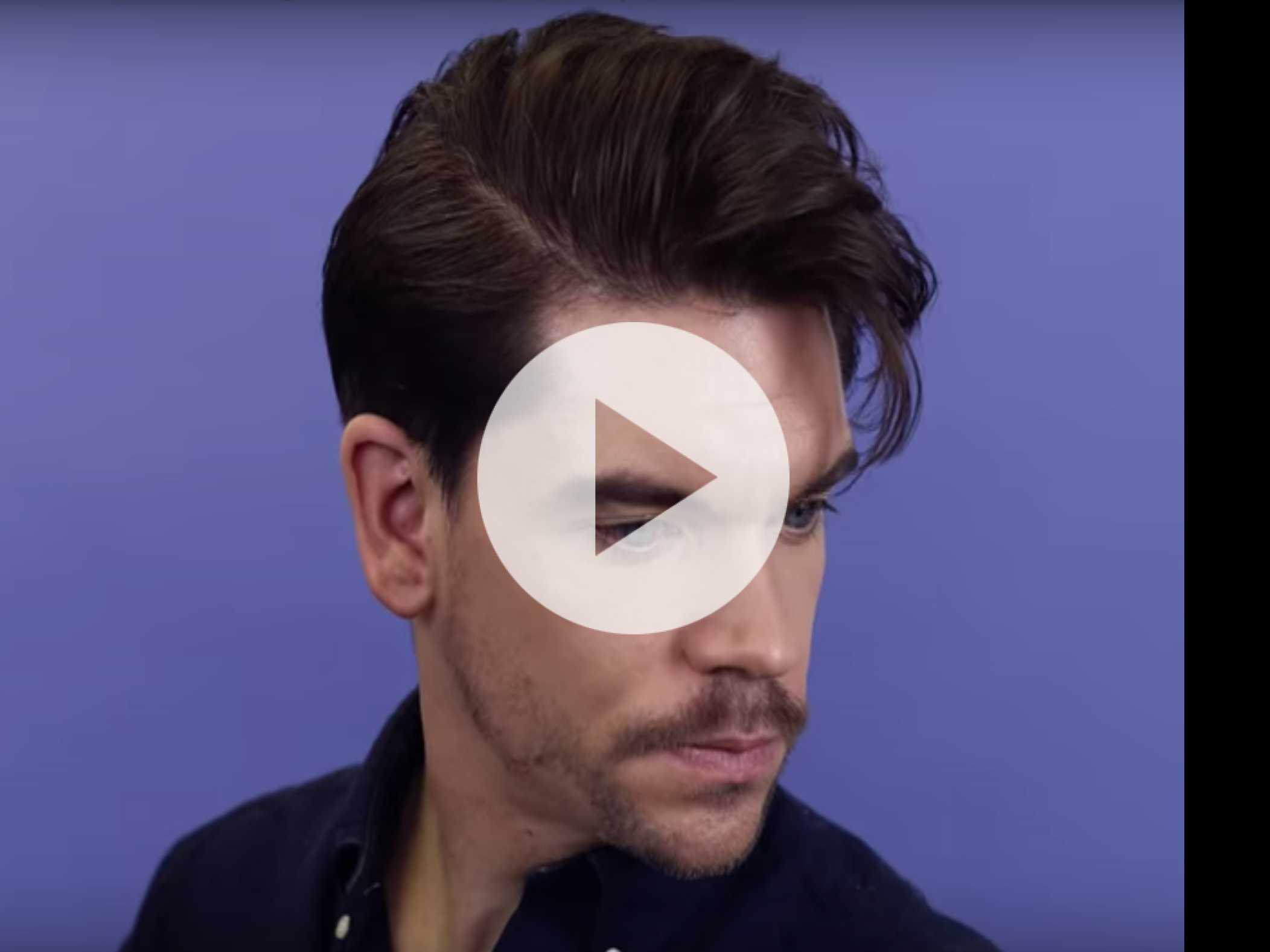 Grooming Tutorial: Natural-Looking Hair That Stays All Day