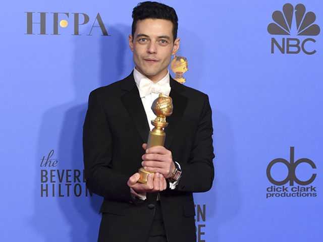 'Bohemian Rhapsody' Star Rami Malek 'Beyond Moved' at Golden Globes Win