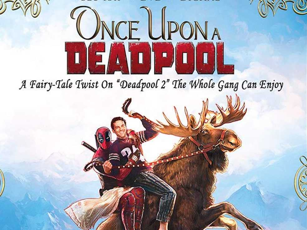 Review :: Once Upon A Deadpool