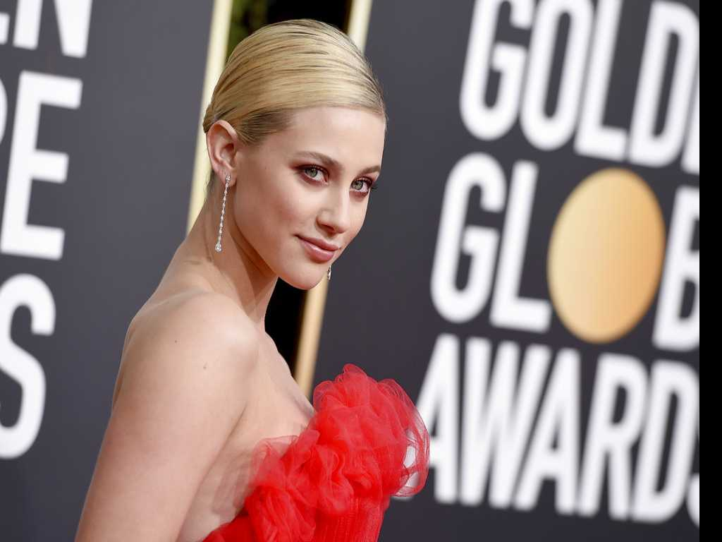 Color Returns to the Golden Globes Red Carpet