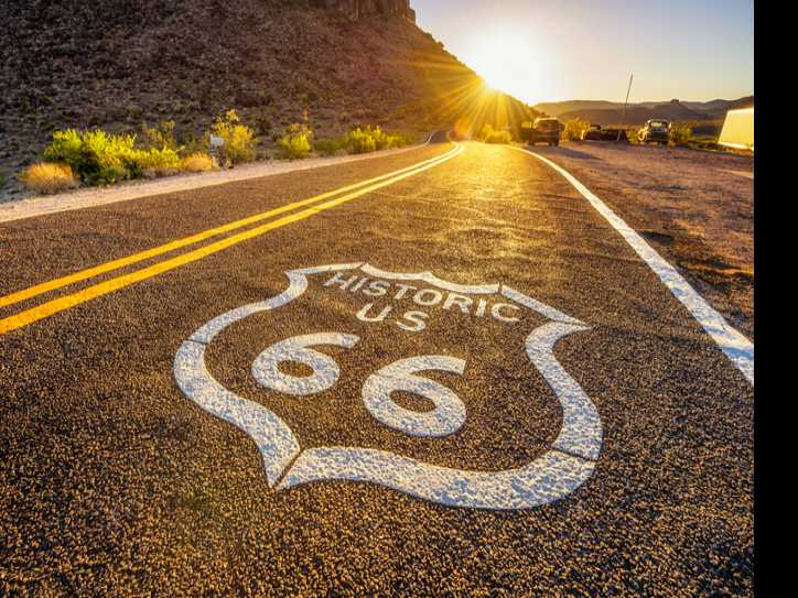 Route 66 Named Most Instagram-Worthy Road Trip in the World