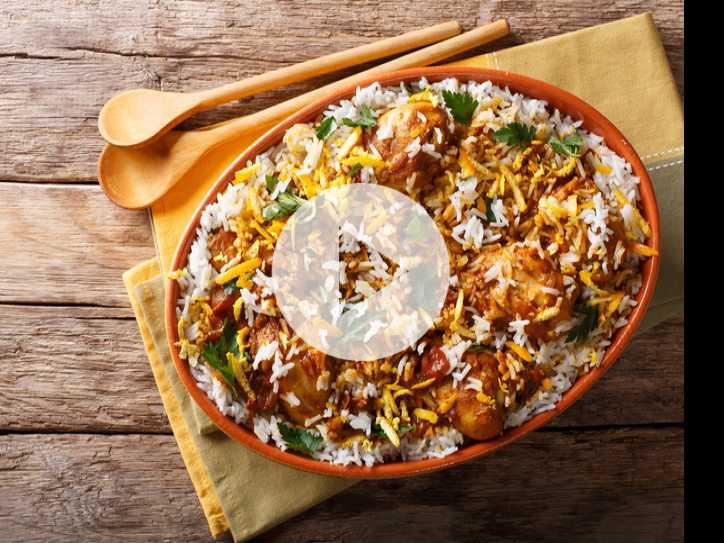Video Recipe: Simple Chicken Pulao