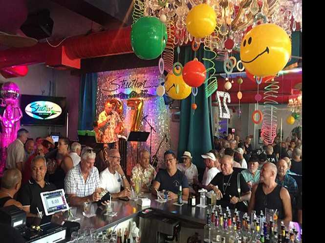 BARchive :: A Celebration of Streetbar - How the First Gay Bar in Palm Springs Signaled A Change