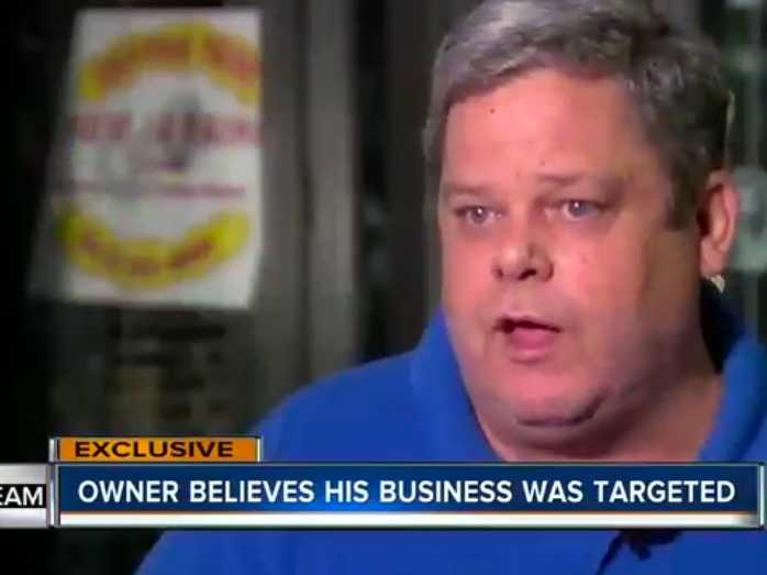 Watch: Hamburger Mary's Owner Claims Health Dept. 'Targeted' Business with Anti-Gay Bias, Made Up Hep-A Story