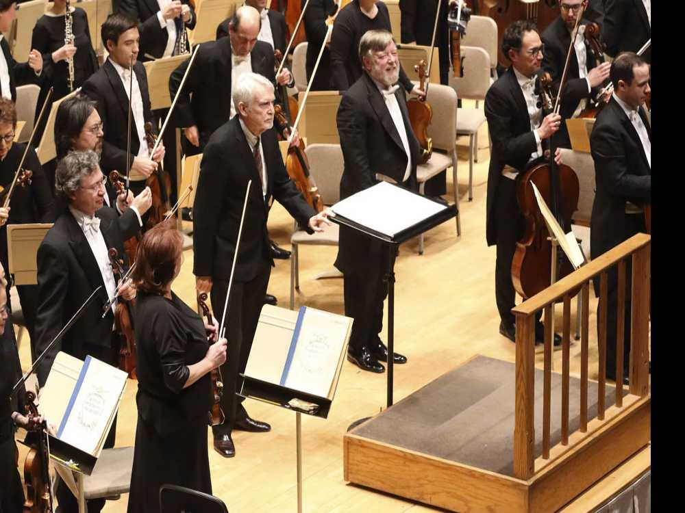 Boston Symphony Orchestra: Harbison, Mozart, Vaughan Williams