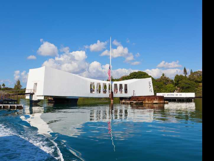 Hawaii Tourism Industry Keeps Pearl Harbor Center Open