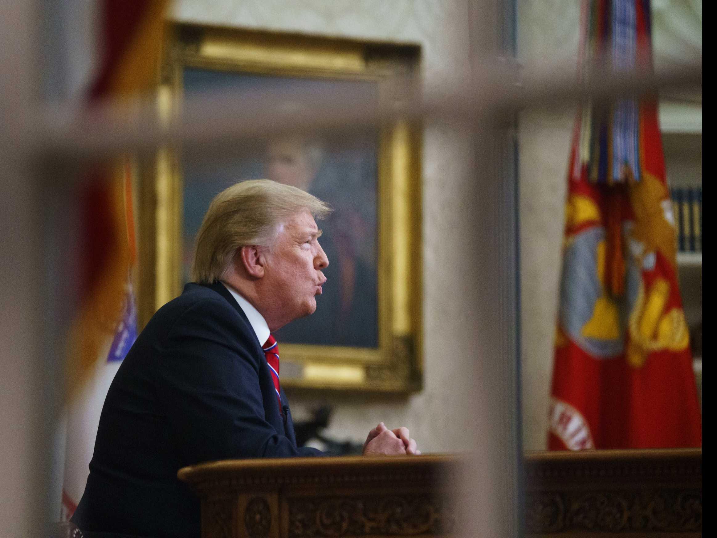 Analysis: Stagecraft Won't Win Shutdown Battle for Trump