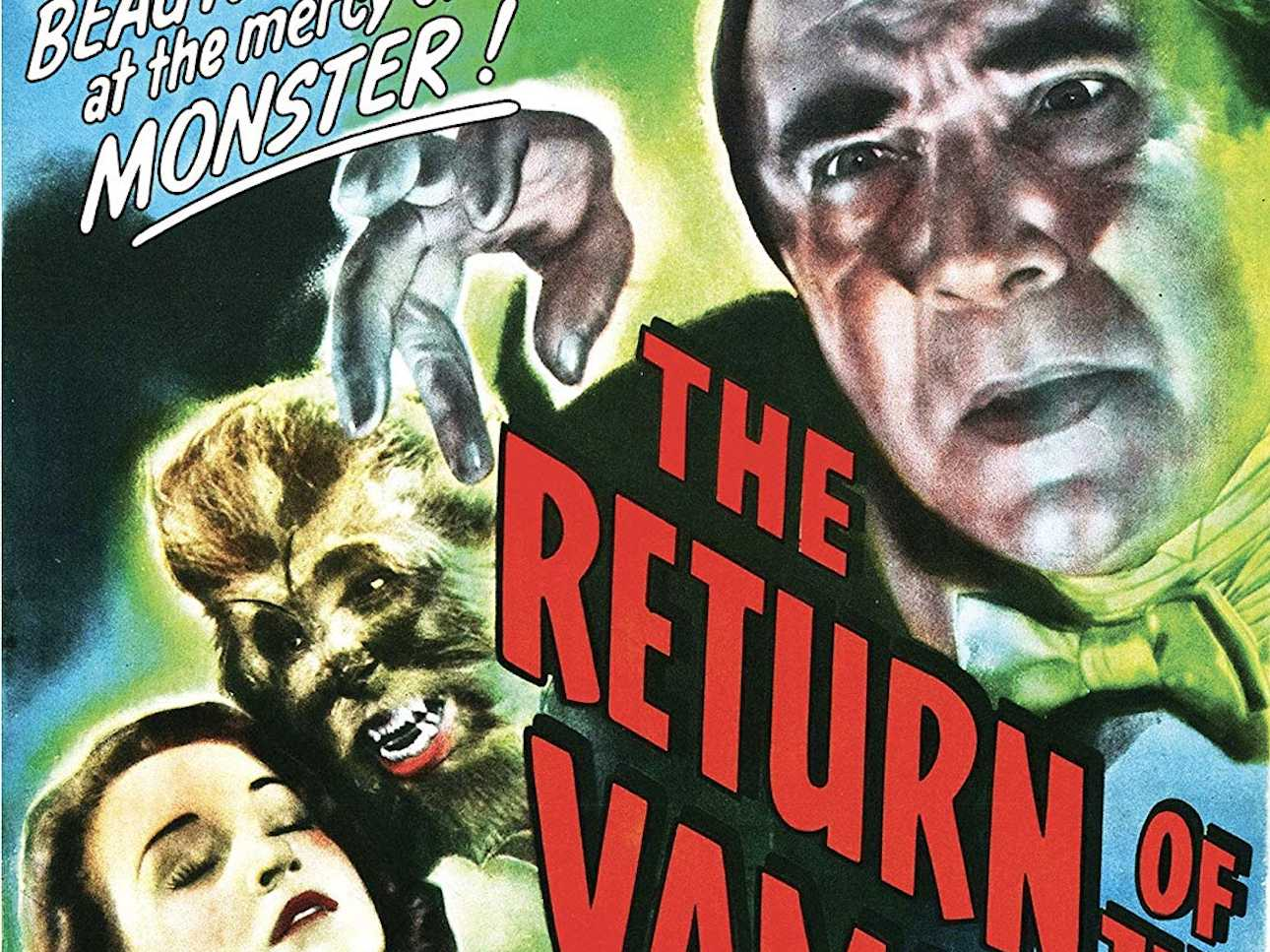 Review :: The Return Of The Vampire