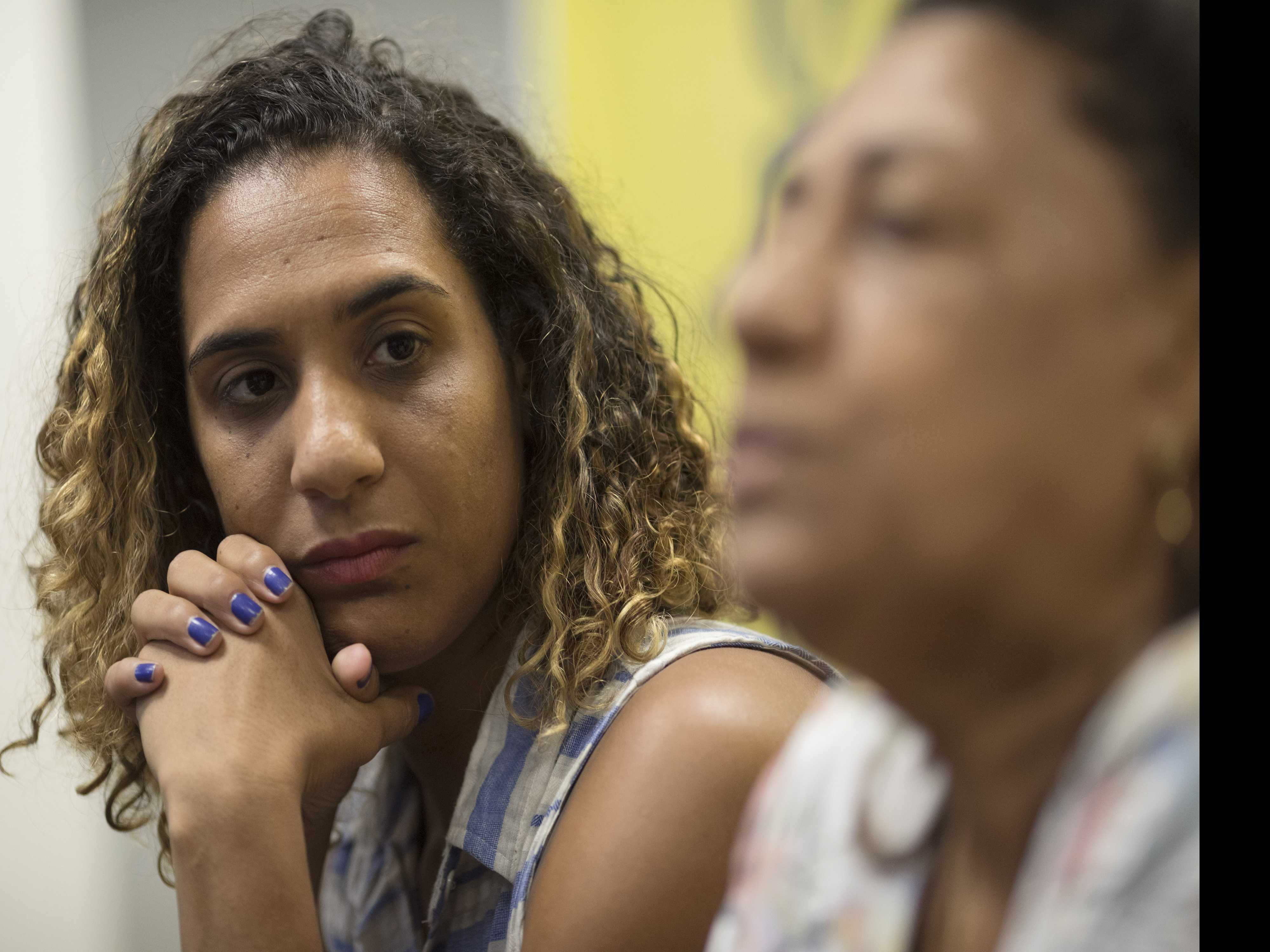 Sister of Slain Brazilian Councilwoman Calls for Justice