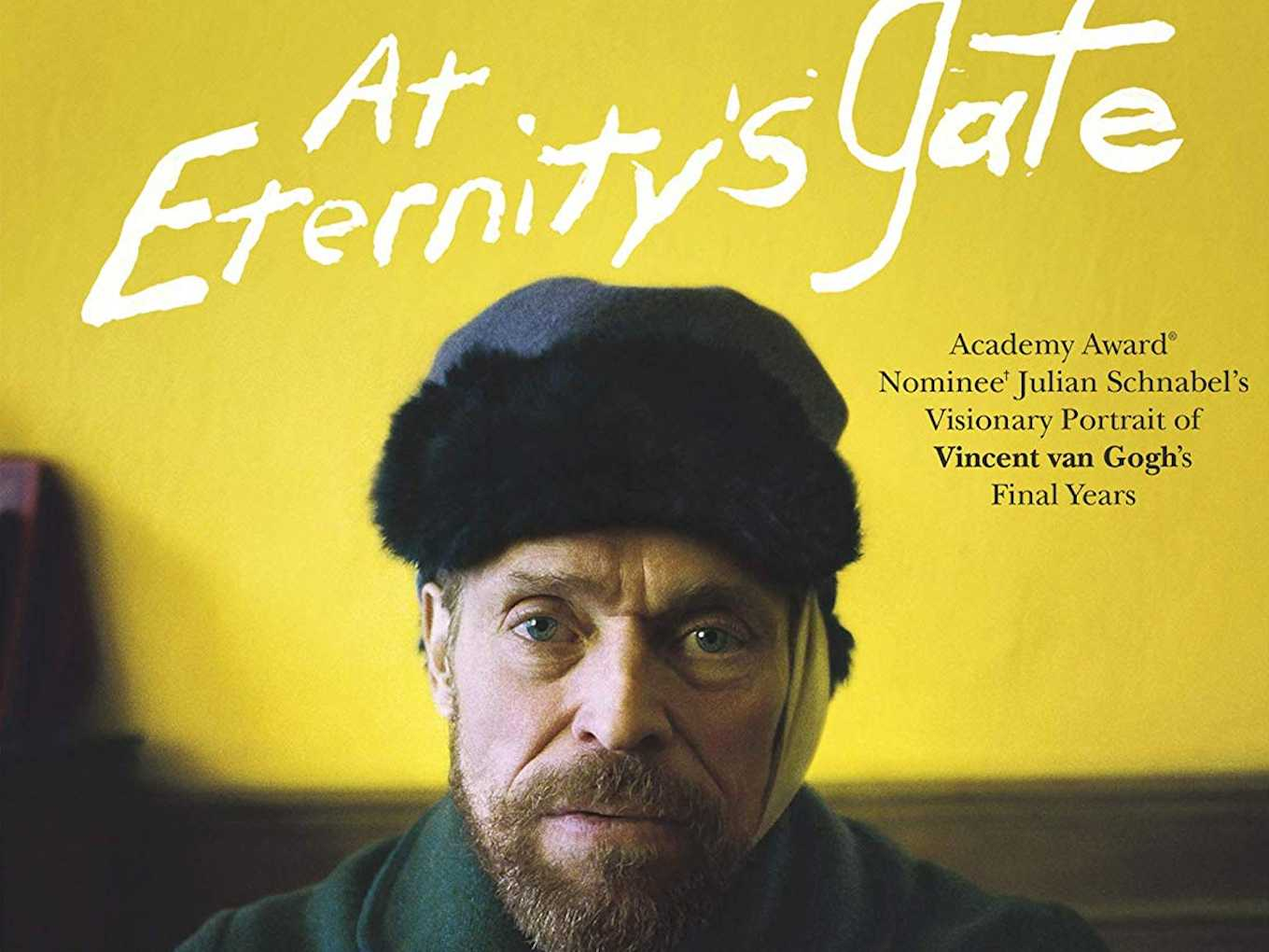 Review :: At Eternity's Gate