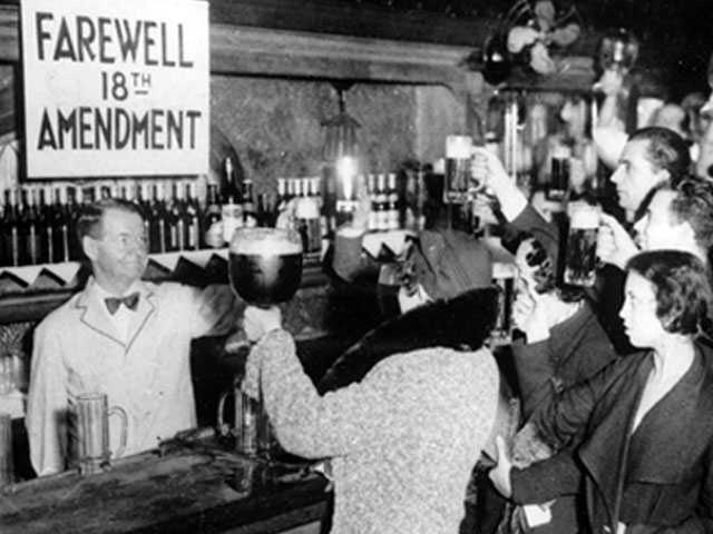 Tracing Modern Craft Cocktails Back to Prohibition