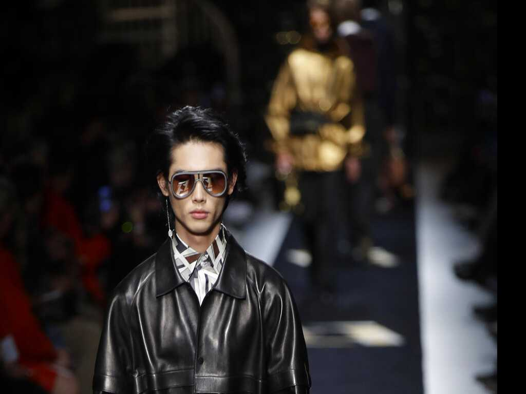Milan Designers Send Signal with Feminine Touch on Menswear