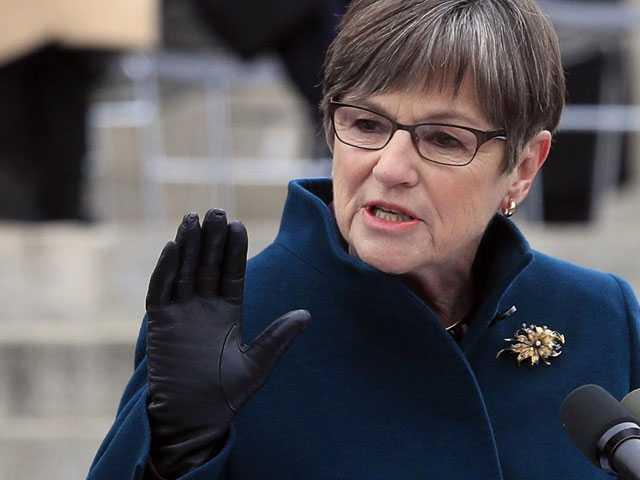 Kansas Governor Expands Ban on Anti-LGBT Bias to Contractors