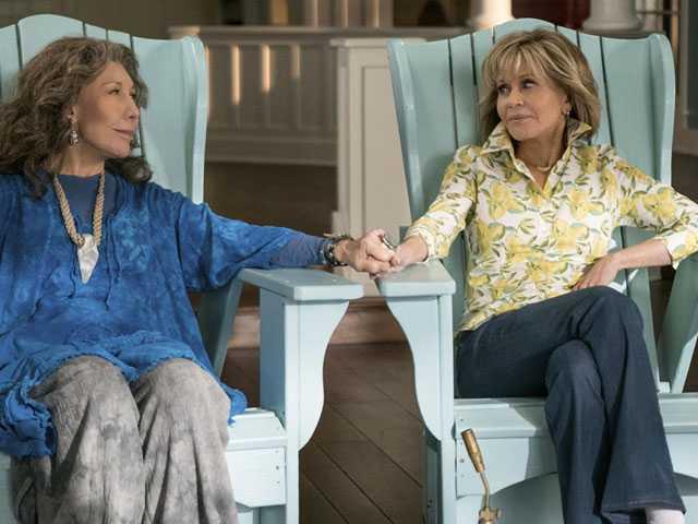 Netflix Renews 'Grace and Frankie' Ahead of Season 5 Debut