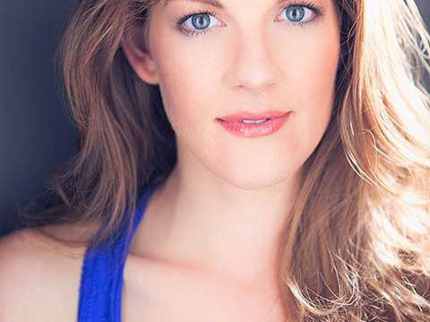 On 'The Night Watch' with Actress Meg Kiley Smith