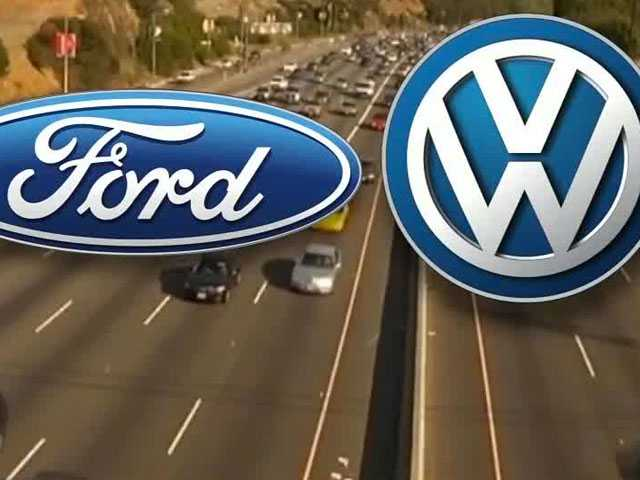VW, Ford Team Up on Pickups, May Cooperate on Electrics