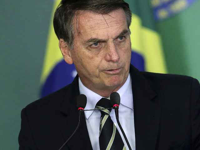 Bolsonaro Loosens Gun Laws in Brazil, World Murder Capital