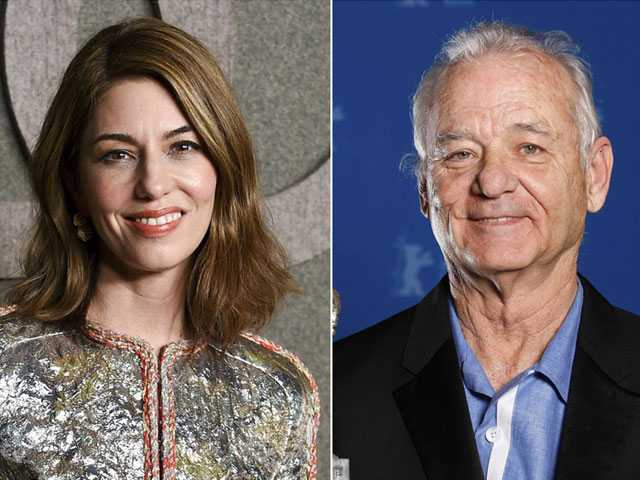 Sofia Coppola, Bill Murray to Reunite for 'On the Rocks'