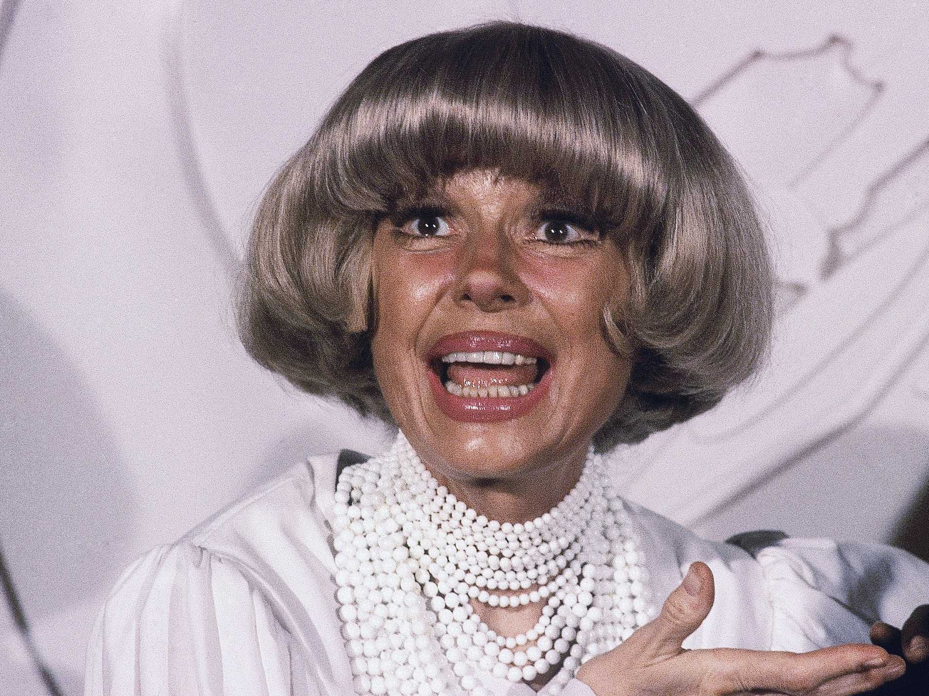 Broadway Theaters to Dim Lights to Honor Carol Channing