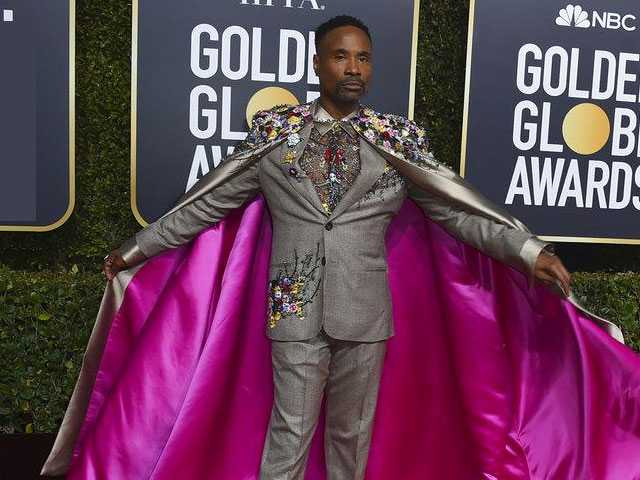 'Pose' Star Billy Porter Shares Meaning of NYC Pride