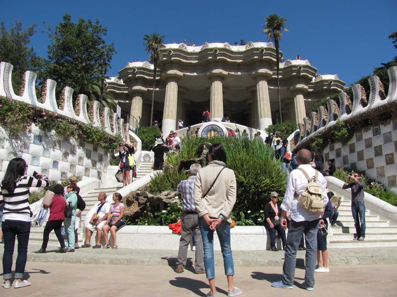 Spain Reports Record Number of Tourists