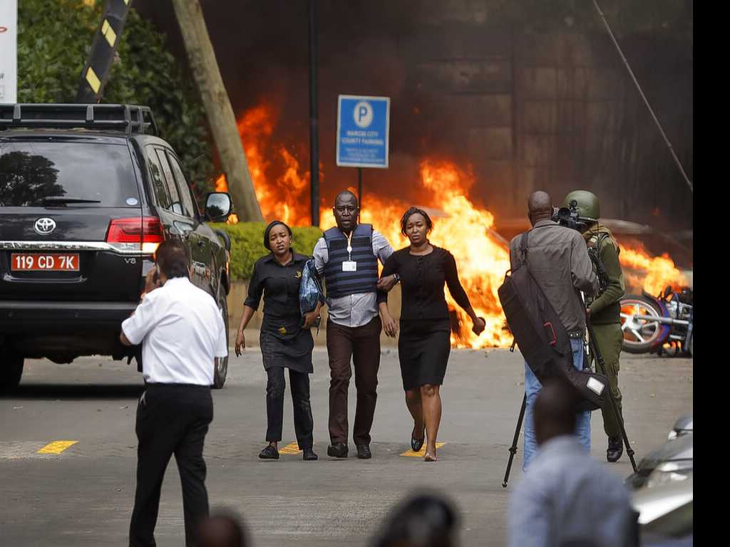 Al-Shabab Extremists Claim Attack on Nairobi Hotel